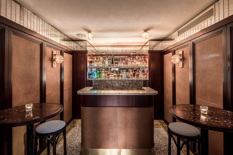 Anahi | Restaurant sud-américain à Paris | Bar