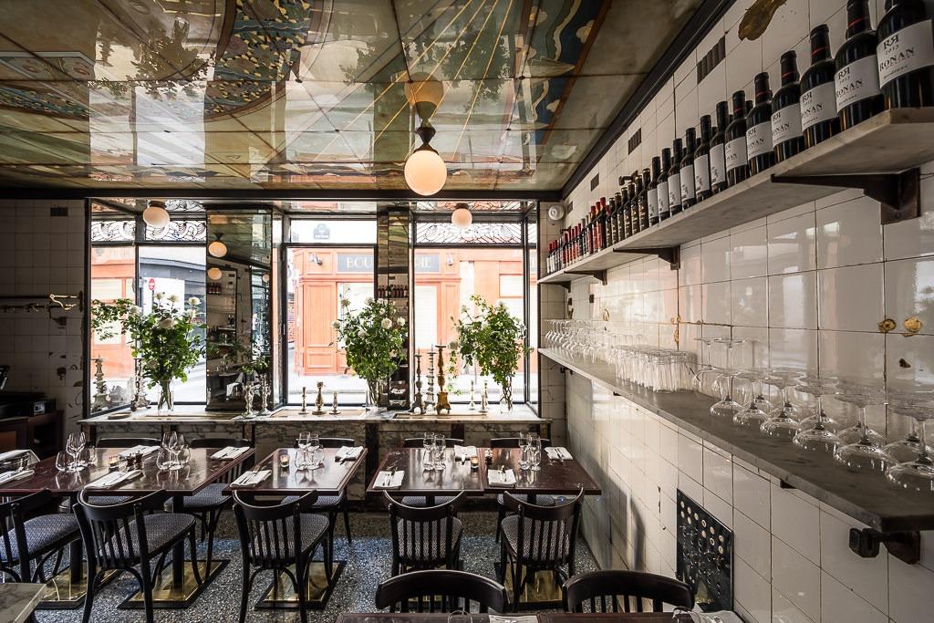 Anahi | Restaurant sud-américain à Paris | Salle intérieure