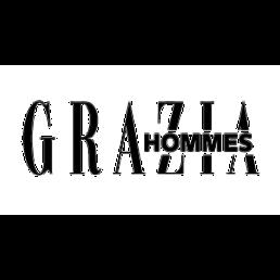 Anahi | Riccardo Giraudi | Restaurant sud-américain à Paris | Logo Grazia Hommes