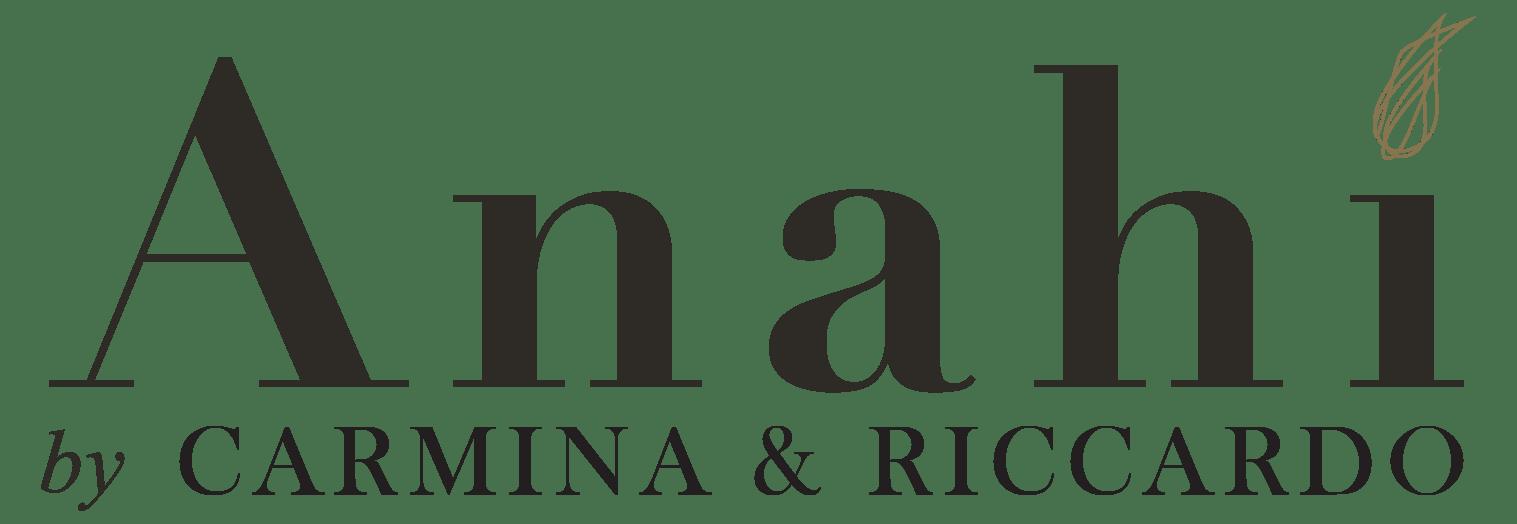 Anahi | Riccardo Giraudi | Restaurant sud-américain à Paris | Logo Carmina & Riccardo